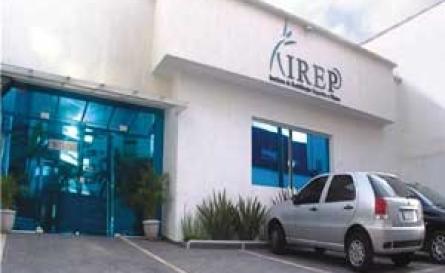 Foto da fachada do IREP – Instituto de Reabilitação Esportiva